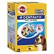 Snacks dental para perros de talla mediana 28 unidades de 720 gramos Pedigree Dentastix