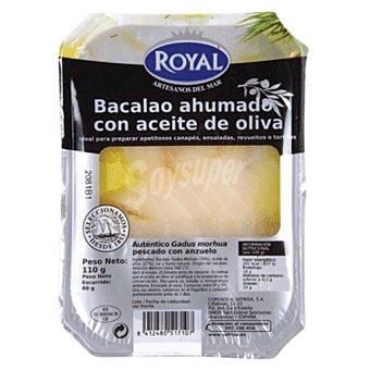 Royal Bacalao ahumado en aceite de oliva Envase de 140 g