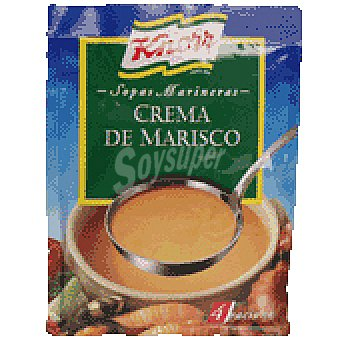 Knorr SOPA CREMA MARISCO 1 UNI