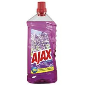 Ajax Limpiahogar lavanda Botella 1,5 litros