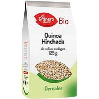 EL GRANERO Quinoa hinchado Bolsa 125 g