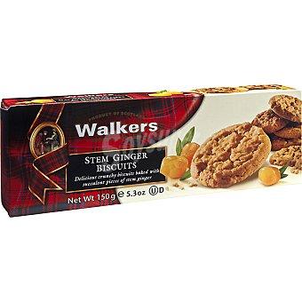 Walkers Galletas de jengibre paquete 150 g