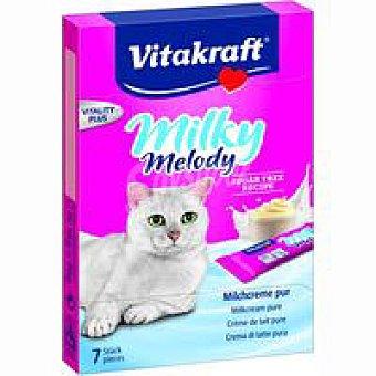 Vitakraft Crema de leche para gato Caja 70 g