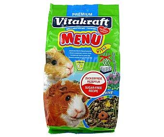 Vitakraft Alimento completo para cobayas Menú Vital Envase 1 kg