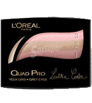 L'Oréal Sombra de ojos quad pro 316 bis 1 sombra de ojos