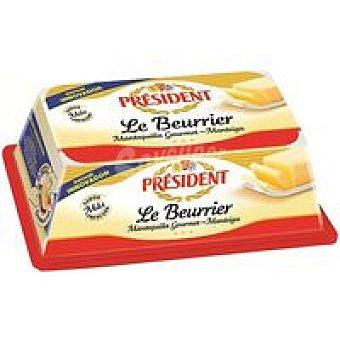 Président Mantequilla Le Beurrier Tarrina 225 g
