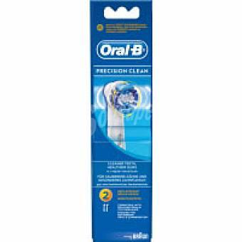 EB20-2 ORAL-B Recambio para cepillo dental a pilas Pack 2 unid