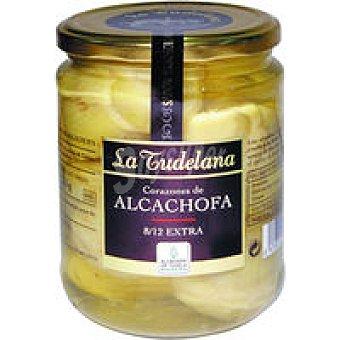 D.O. LA TUDELANA Alcachofa 8/12 piezas Tarro 255 g