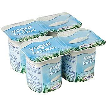 Celgán Yogur natural Pack 4 x 125 g