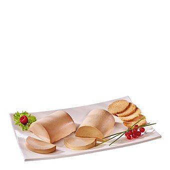 Carrefour Selección Foie gras pato Envase de 650 gr