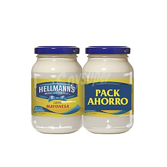 Hellmann's Mayonesa Pack 2 x 225 ml