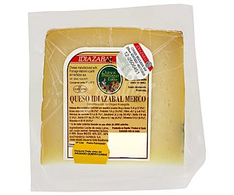 Idiazabal Queso de oveja Idiazabal 230 gramos aproximados