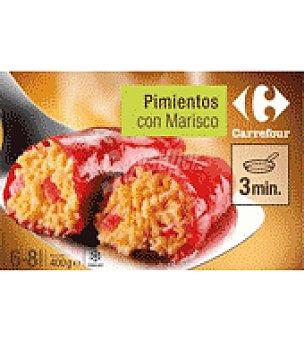Carrefour Pimiento Relleno Mariscos 400 g