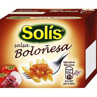 Solís Salsa boloñesa Envase 220 g