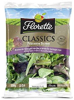 Florette Ensalada primeros brotes Classics Bolsa 100 g