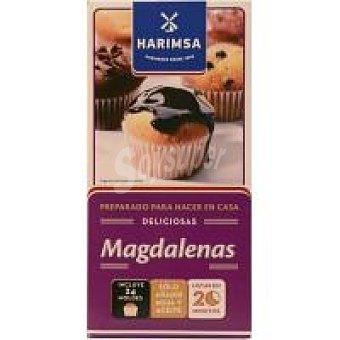 Harinsa Preparado de magdalenas Muffins Caja 500 g