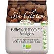 Galletas de chocolate ecológicas y sin gluten Envase 200 g Celibene