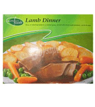 Tindale stanton Lamb dinner pot&veg country 330 g