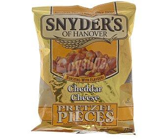 Snyder's Pretzel de queso cheddar 125 g