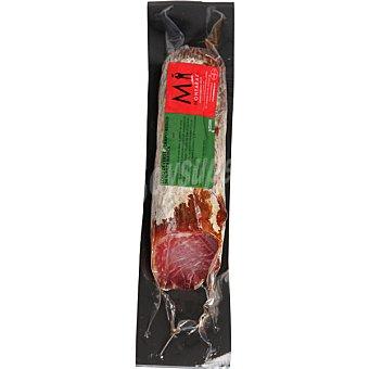 Montaraz Lomo de cebo de campo ibérico 50% raza ibérica de Salamanca peso aproximado pieza 650 g 650 g