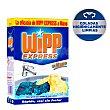 Detergente en polvo con acciòn quirtamanchas para lavar a mano 500 g Wipp Express