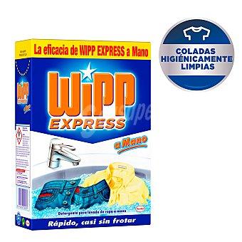 Wipp Express Detergente en polvo con acciòn quirtamanchas para lavar a mano 500 g