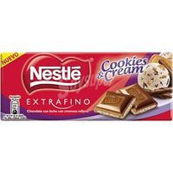 Nestlé Chocolate cookies&cream 98 g