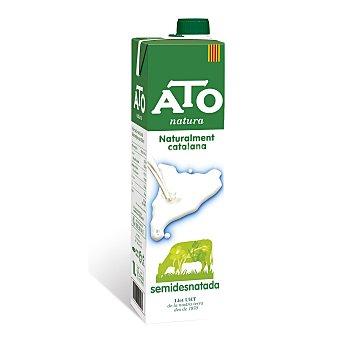 Ato Leche Semidesnatada Brik 1 litro