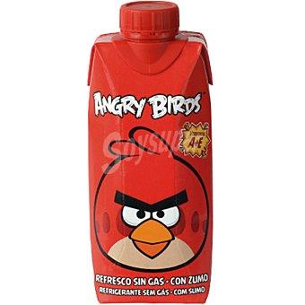 Angry Birds Refresco sin gas con zumo 33 cl