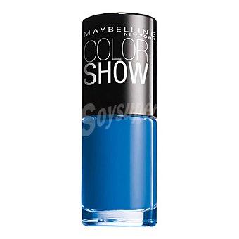 Maybelline New York Laca de uñas colorshow nº 654 superpower blue 1 ud