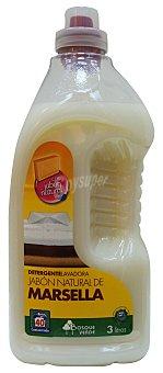 Bosque Verde Detergente lavadora liquido marsella (mano y maquina) Botella 3 l