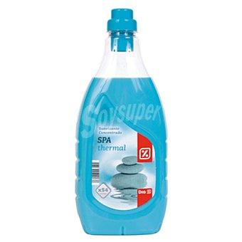 DIA Suavizante concentrado spa bienestar botella 54 lv