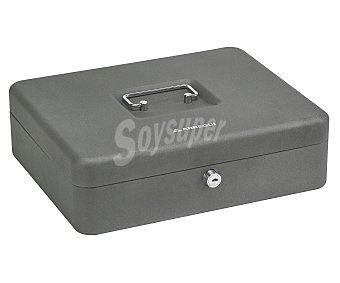ARREGUI Caja de caudales con sistema de apertura y cierre mediante llave y bandeja con clasificador de monedas 1 unidad