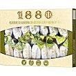 Polvorones de almendra con aceite de oliva y harina integral Estuche 310 g 1880