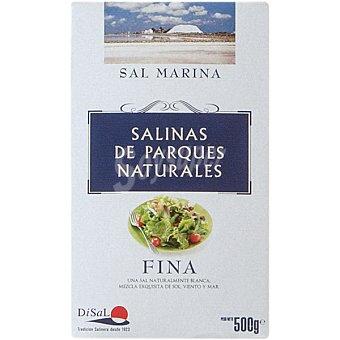 SALINAS DE PARQUES NATURALES sal marina fina especial Paquete 500 g