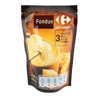 Carrefour Queso fondue 400 g