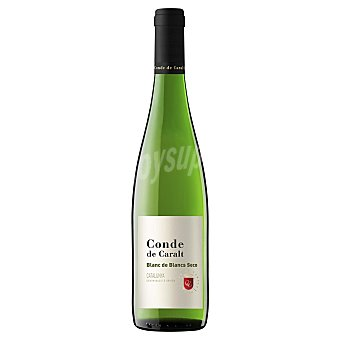 Conde de Caralt Vino blanco seco de cataluña Botella 75 cl