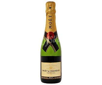 Moët & Chandon Champagne Imperial brut  Botella 37.5 cl