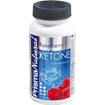 PRISMA NATURAL Raspberry Ketone Frambuesa Envase 60 capsulas