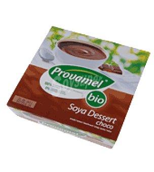 Santiveri Chocolate soya dessert bio Pack de 4 uds de 500 gr