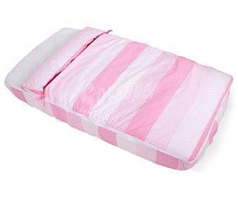 PisPas Saco nórdico bebé rosa