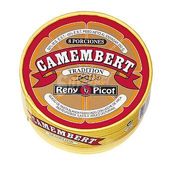 Reny Picot Queso camembert 8 porciones Caja 250 g