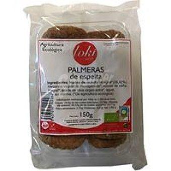 Toki Eco Palmeras de espelta bio Paquete 150 g