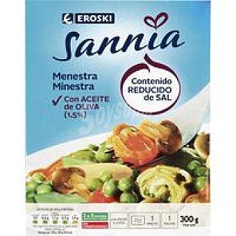 Eroski Sannia Menestra de verduras Bandeja 300 g