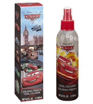 Cars Disney Colonia vaporizador 200 ml