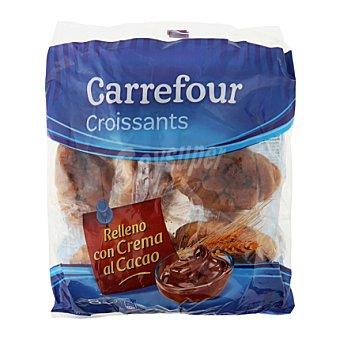 Carrefour Croissants rellenos de crema de cacao 360 g