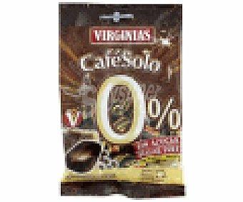 VIRGINIAS Caramelo de Café Solo Sin Azúcar 65 Gramos
