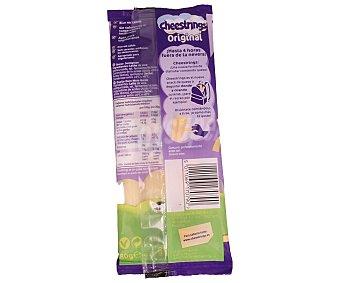 Cheestrings Queso en porciones 80 gramos