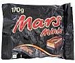 Barritas de chocolate (chocolate con leche relleno de caramelo y leche malteada) Paquete 170 g (13 unidades) Mars