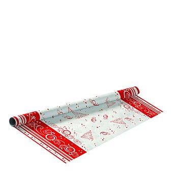 Navideño Mantel rollo de Papel 5 mx1,20 m Decorado 1 Ud